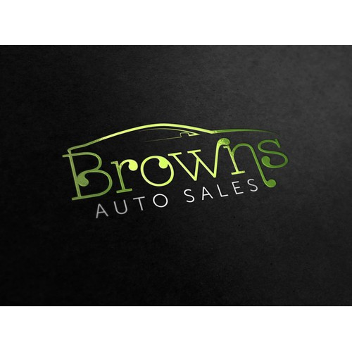 logo for Browns Auto Sales