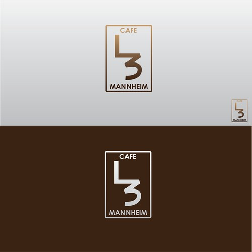 "professional LOGO for Coffee-Bar in Mannheim - Name: ""L3"""