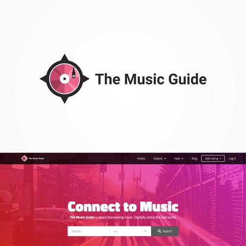 Music Guide logo