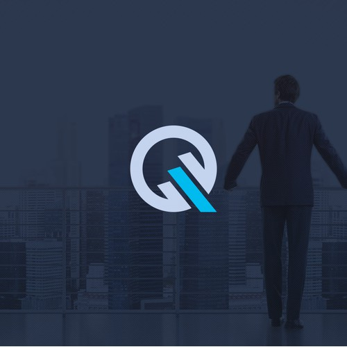 Simple and Engaging Logo for Financial Software Operating System