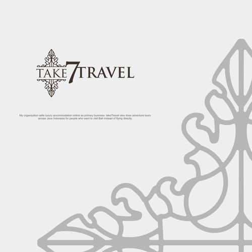'take7travel' needs an eye catching logo