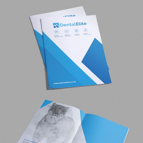 DentalElite Folder Design
