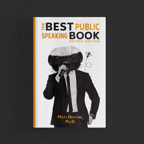The best public speaking book cover