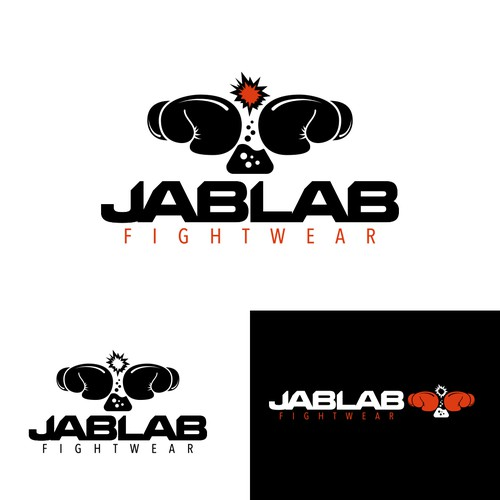 Logo Concept for JabLab Fightwear