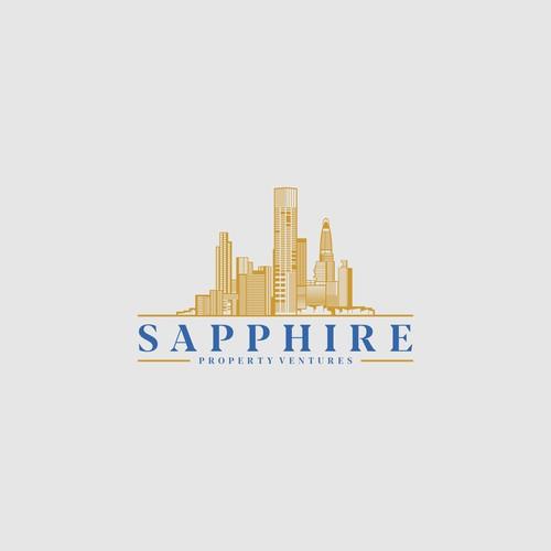 Sapphire Property Ventures Logo