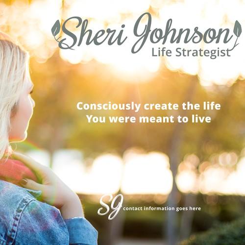 Logo Concept for a Life Coach/Strategist