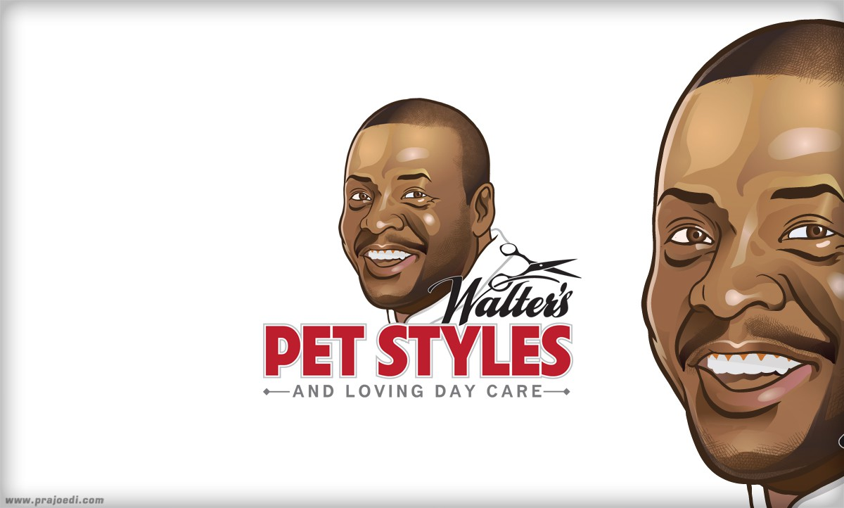 Create the next logo for Walter's Pet Styles
