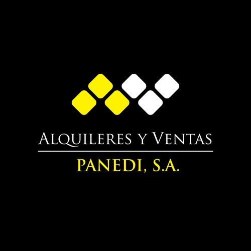 New logo wanted for Alquileres y Ventas Panedi, S.A.