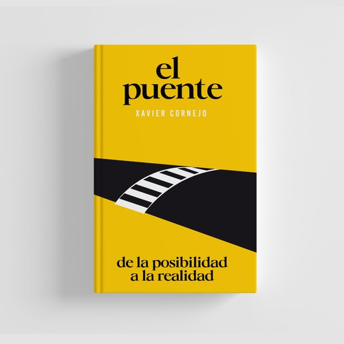Non-fiction Book Cover Design