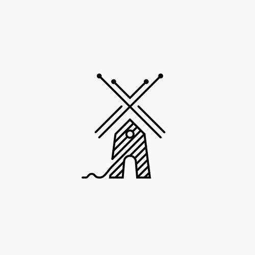 Logo for yarn manufacturer