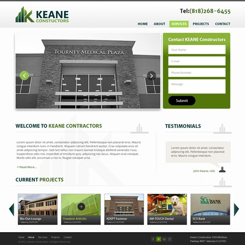 Keane Constructors Incorporated