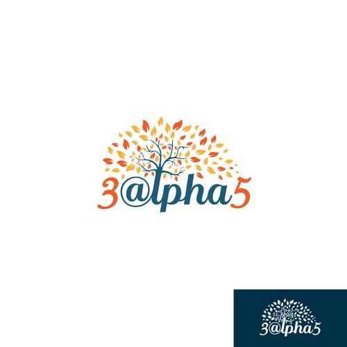 3@lpha5 logo