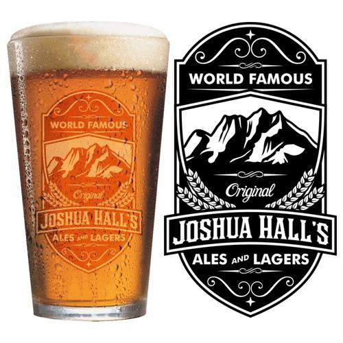 品脱玻璃设计为啤酒厂