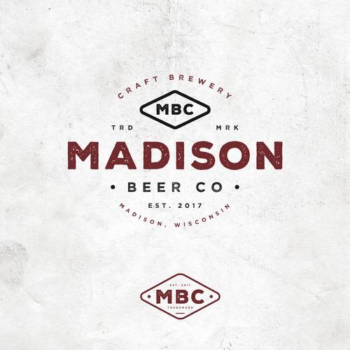 Logo Design for Madison Beer Co