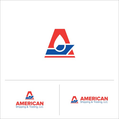 Logo design for energy trading and logistics company