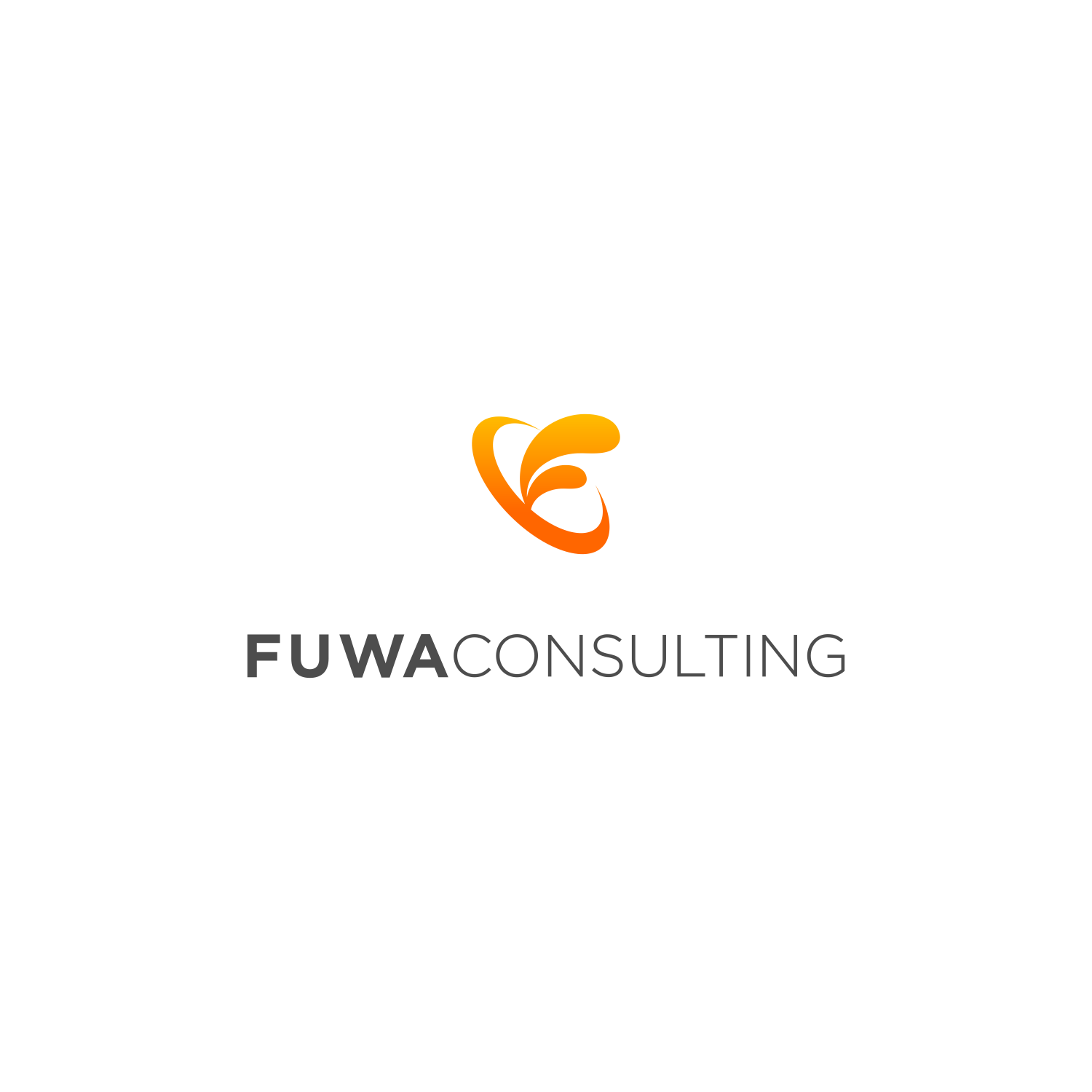 Design a company logo for an international business consulting firm