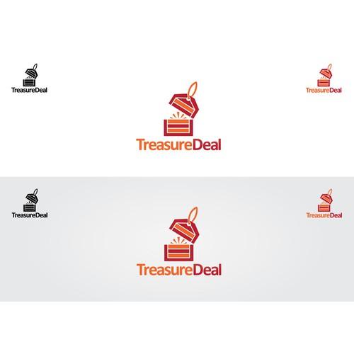 TreasureDeal Logo