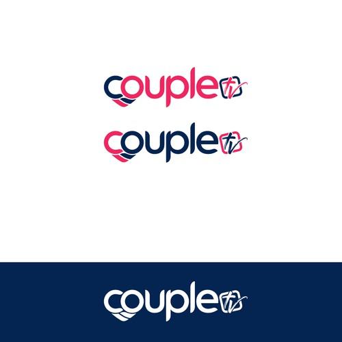 Couple logo design