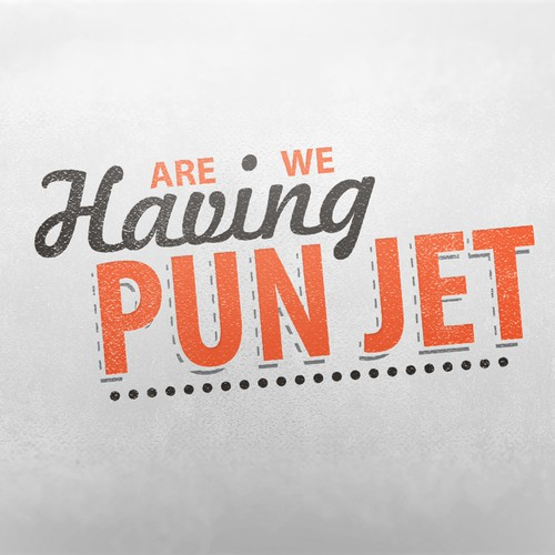 Logo for are we having fun jet