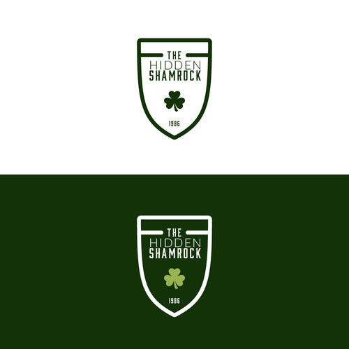 Hidden Shamrock Shield Concept