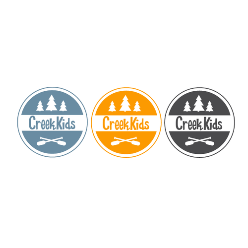 logo for CreekKids