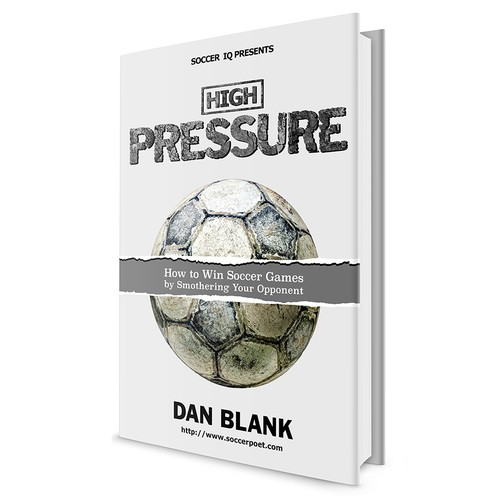 Book Cover Concept for High Pressure