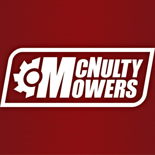 Help McNulty Mowers with a new logo