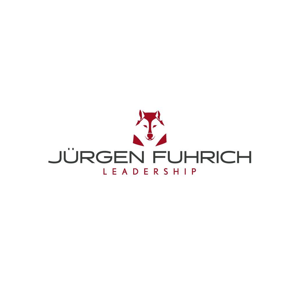 Design a modern logo for a leadership coach
