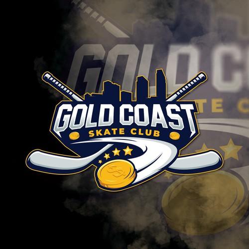 Gold coast skate club logo