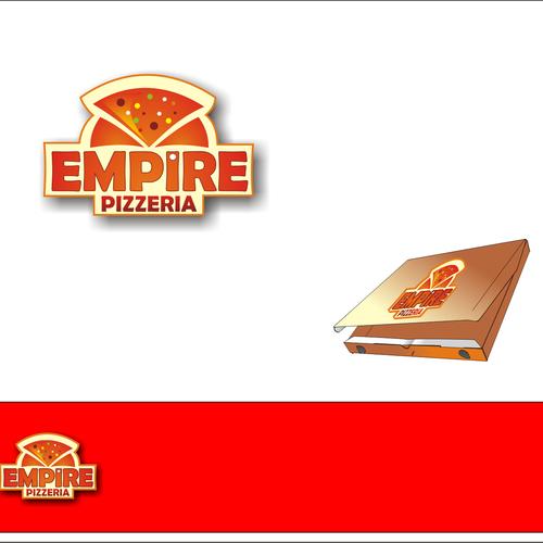 logo for Empire Pizzeria