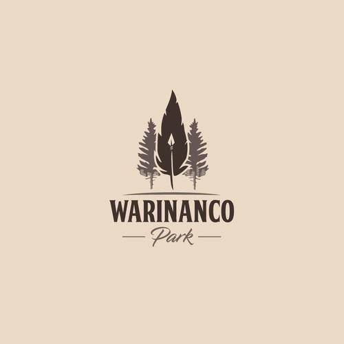 A Unique logo of Warinanco Park