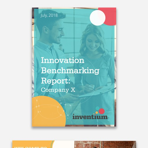 Benchmarking Report Design