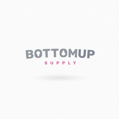 Light Bulbs + Bottom + Up