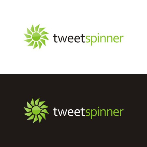 Logo for tweetspinner.com -- leading Twitter-based Web 2.0 app
