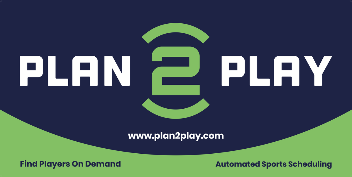 Banner design for Plan2Play