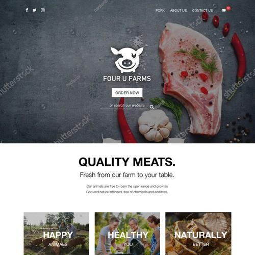 Texan Pork Farm