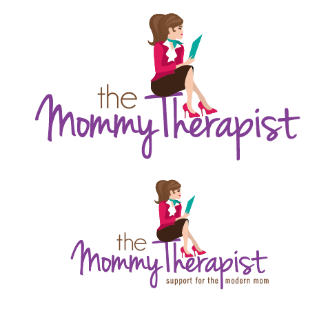Help The Mommy Therapist with a new logo