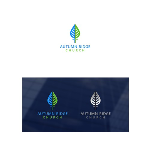 Logo Design For Autumn Ridge Church