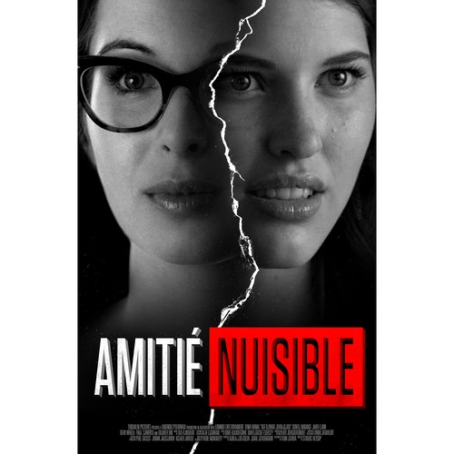 "Movie poster for ""Amitié Nuisible"""
