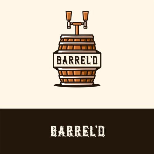 Barrel'd Logo Design Entry