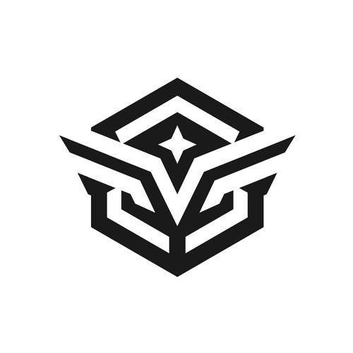 V military Shield