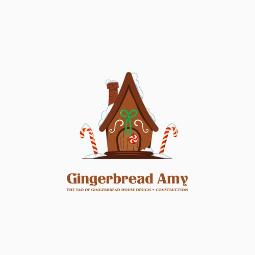 Logo for Gingerbread Amy