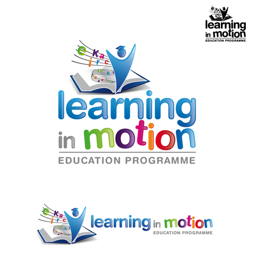 logo for Learning In Motion