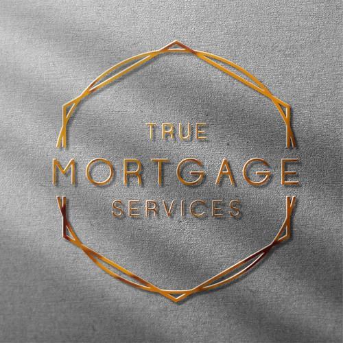 Simple & luxury logo real estate