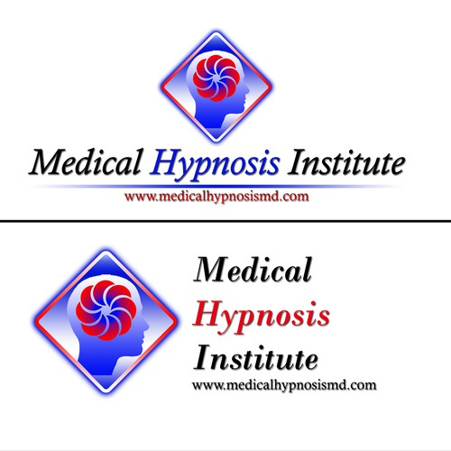 Distinctive Logo for physician who does hypnotherapy