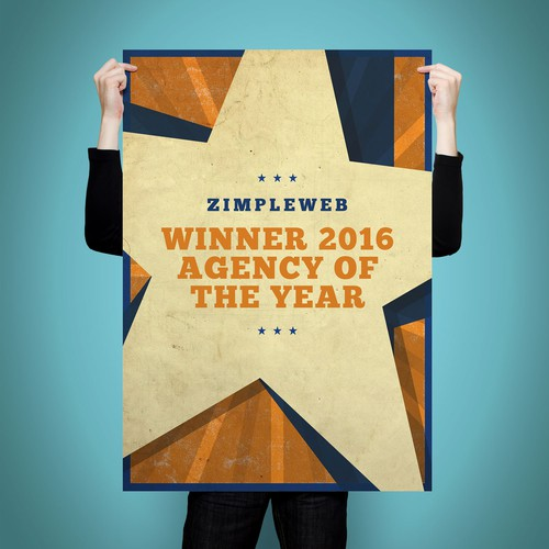 Winner 2016 - Agency of the year