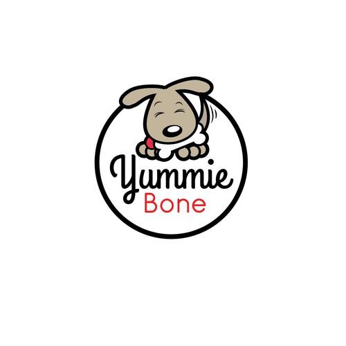 Yummie Bone Logo