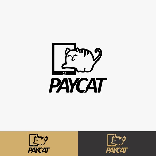 Cat logo for PayCat