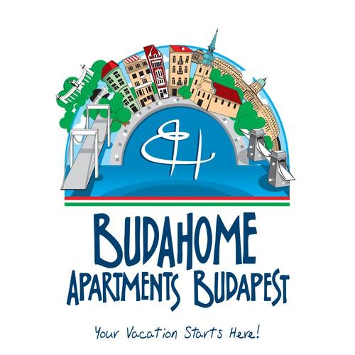 BudaHome Apartments Budapest LOGO