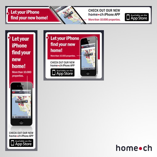 Flash Animated Ads for Real Estate App